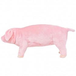 Sonata Плюшено прасенце за яздене, розово, XXL - Детски играчки
