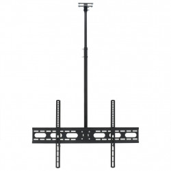 """Sonata Таванна стойка за телевизор, 37""""-70"""", регулируема височина - Стойки за TV и Плеъри"""