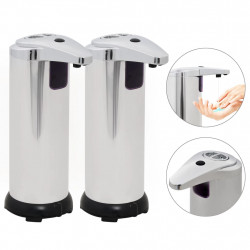 Sonata Автоматични дозатори за сапун, 2 бр, инфрачервен сензор, 600 мл - Сравняване на продукти
