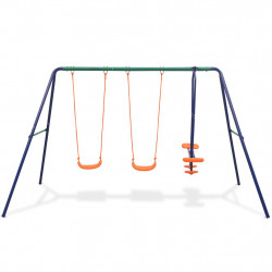 Sonata Комплект люлка с 4 оранжеви седалки - Люлки и Хамаци