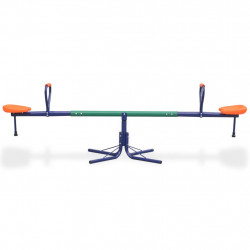 Sonata Люлка везна въртяща се на 360-градуса, оранжеви седалки - Люлки и Хамаци