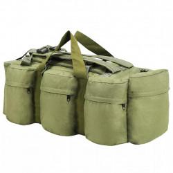 Sonata 3-в-1 Сак, войнишки стил, 120 л, маслинено зелен - Куфари и Чанти