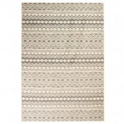 Sonata Модерен килим, традиционен дизайн, 80x150 см, бежово/сиво - Килими, Мокети и Подложки