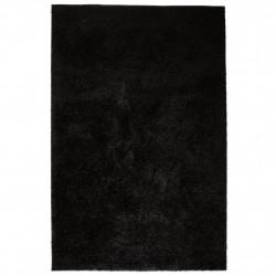 Sonata Рошав килим тип шаги, 80x150 см, черен - Килими, Мокети и Подложки
