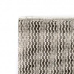 Sonata Килим тип сизал за закрито / открито, 80x150 см, сив - Килими, Мокети и Подложки