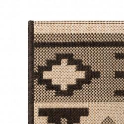 Sonata Килим тип сизал за закрито / открито, 80x150 см, етно дизайн - Килими, Мокети и Подложки