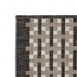 Sonata Килим тип сизал за закрито / открито, 80x150 см, квадратчета - Килими, Мокети и Подложки