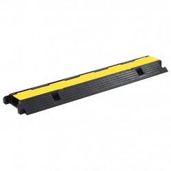 Sonata Защитна рампа за кабели, 1 канал, гума, 100 см - Аксесоари