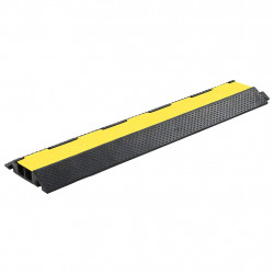 Sonata Защитна рампа за кабели, 2 канала, гума, 101,5 см - Аксесоари