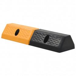 Sonata Гумени ограничители за паркинги, 2 бр, 49x15x9 см - Аксесоари