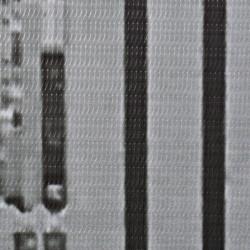 Sonata Сгъваем параван за стая, 160x170 см, дневен Ню Йорк, черно-бял - Аксесоари за Всекидневна