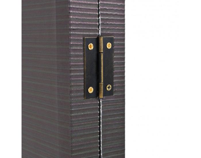 Sonata Сгъваем параван за стая, 120x170 см, нощен Ню Йорк -