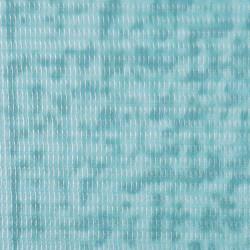Sonata Сгъваем параван за стая, 200x170 см, пеперуда, син - Аксесоари за Всекидневна