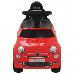 "Sonata Детска кола за яздене ""Fiat 500"" червена - Детски превозни средства"