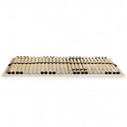 Sonata Подматрачна рамка с 28 ламела, 7 зони, 70x200 см, FSC дърво - Подматрачни рамки