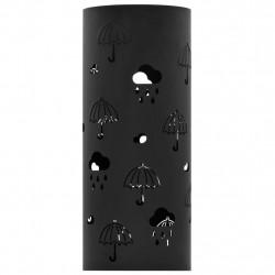 """Sonata Поставка за чадъри """"Чадъри"""", стомана, черна - Изтривалки и Поставки за чадъри"""