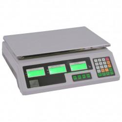 Sonata Електронна везна, 30 кг, с акумулаторна батерия - Малки домакински уреди
