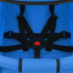 Sonata 2-в-1 Сгъваема детска количка/бъги, синя, стомана - Сравняване на продукти