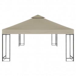Sonata Двоен покрив за шатра, 310 г/м², 3x3 м, таупе - Шатри и Градински бараки