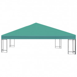 Sonata Покрив за шатра, 310 г/м², 3x3 м, зелен - Шатри и Градински бараки
