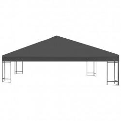 Sonata Покрив за шатра, 310 г/м², 3x3 м, сив - Шатри и Градински бараки
