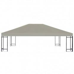 Sonata Покрив за шатра, 310 г/м², 4x3 м, кафяв - Шатри и Градински бараки