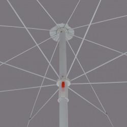 Sonata Плажен чадър, 180 см, антрацит - Сенници и Чадъри