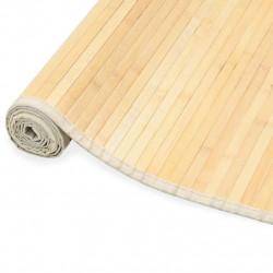 Sonata Бамбуков килим, 100x160 см, естествен цвят - Сравняване на продукти