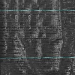 Sonata Мрежа за мулчиране PP 1x10 м черна - Саксии, Кашпи