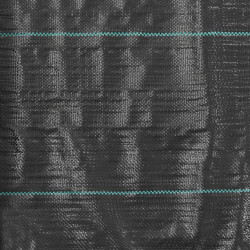 Sonata Мрежа за мулчиране PP 1x25 м черна - Саксии, Кашпи