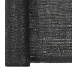 Sonata Засенчваща мрежа HDPE 1x25 м черна - Сенници и Чадъри