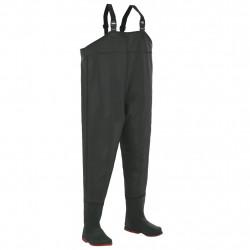 Sonata Гащеризон за риболов с ботуши размер 38, зелен - Предпазни облека