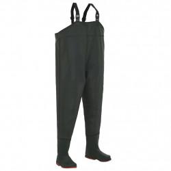 Sonata Гащеризон за риболов с ботуши размер 40, зелен - Предпазни облека