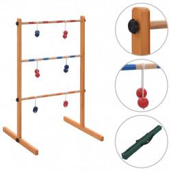 Sonata Стълба за игра с хвърляне на топки за голф, дърво - Спортове на открито