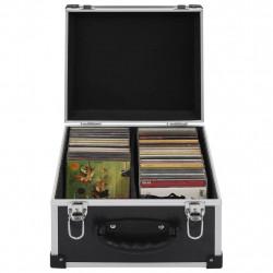 Sonata CD куфар за 40 диска, алуминий, ABS, черен - Куфари и Чанти
