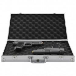 Sonata Куфар за пистолет, алуминий, ABS, сребрист - Спорт и Свободно време