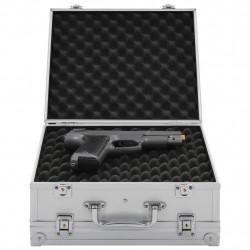 Sonata Куфар за пистолет, алуминий, ABS, сребрист - Спортна стрелба
