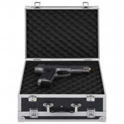 Sonata Куфар за пистолет, алуминий, ABS, черен - Спортна стрелба