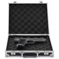 Sonata Куфар за пистолет, алуминий, ABS, черен - Спорт и Свободно време