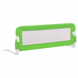 Sonata Ограничител за бебешко легло, зелен, 120x42 см, полиестер - Мебели за детска стая