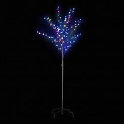 Sonata LED дърво с многоцветна трептяща светлина 180см - Сезонни и Празнични Декорации