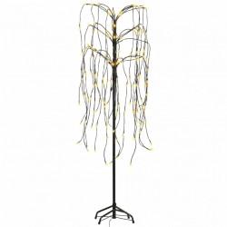 Sonata Коледно дърво LED топло бяла светлина върба 150 см - Сезонни и Празнични Декорации
