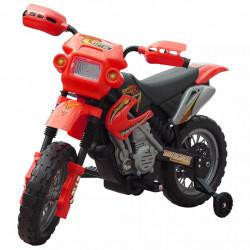 Детски електрически мотоциклет, 6 V батерия - Детски превозни средства