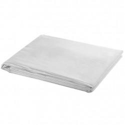 Sonata Фотографски фон, памук, бял, 600х300 см - Обзавеждане на Бизнес обекти