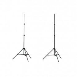 Sonata Триподи, регулируема височина 78-210 см. – 2 бр - Обзавеждане на Бизнес обекти