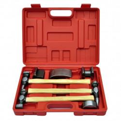Sonata Комплект за ремонт на вдлъбнатини по автомобил, 7 части - Инструменти