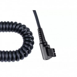 Спираловиден кабел за захранващ блок Metz - Аксесоари за Всекидневна