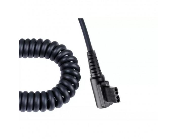 Спираловиден кабел за захранващ блок Metz -