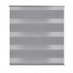 """Щора """"Зебра"""" 80 х 150 см, цвят сив - Щори"""