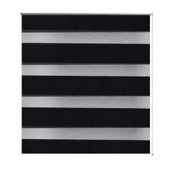 """Щора """"Зебра"""" 80 х 150 см, цвят черен - Щори"""